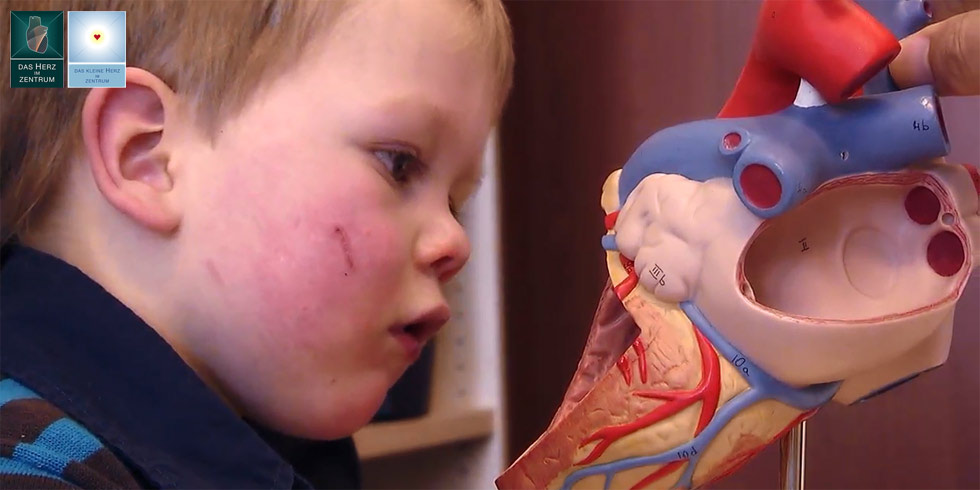 Universitaeres Herzzentrum - Kind im Herzzentrum