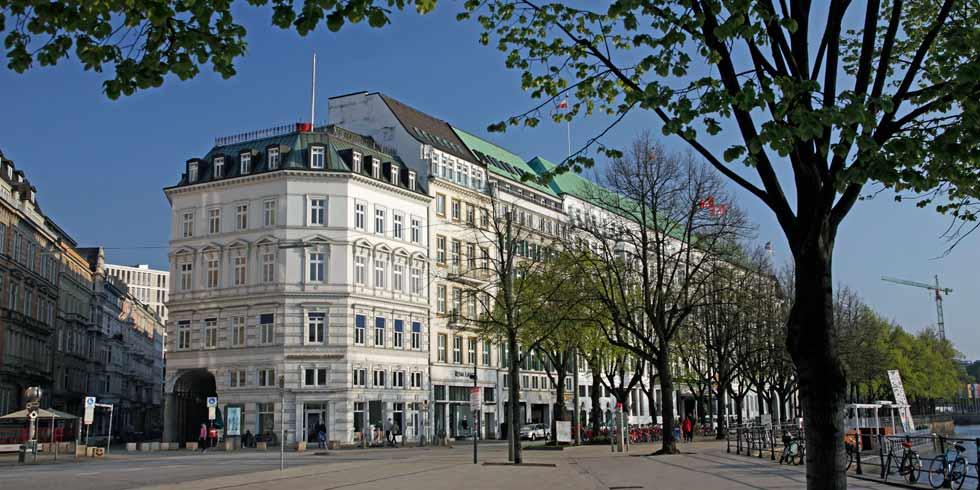 Gebäudeansicht Peter Möhrle Stiftung für Denkmalpflege